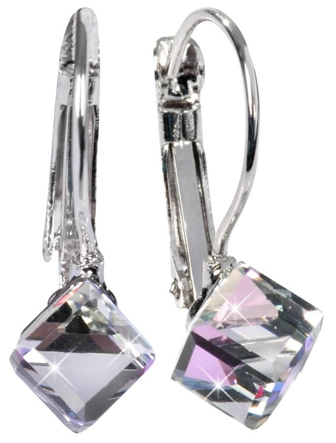 Troli Náušnice Cube Vitrail Light - Šperky Náušnice