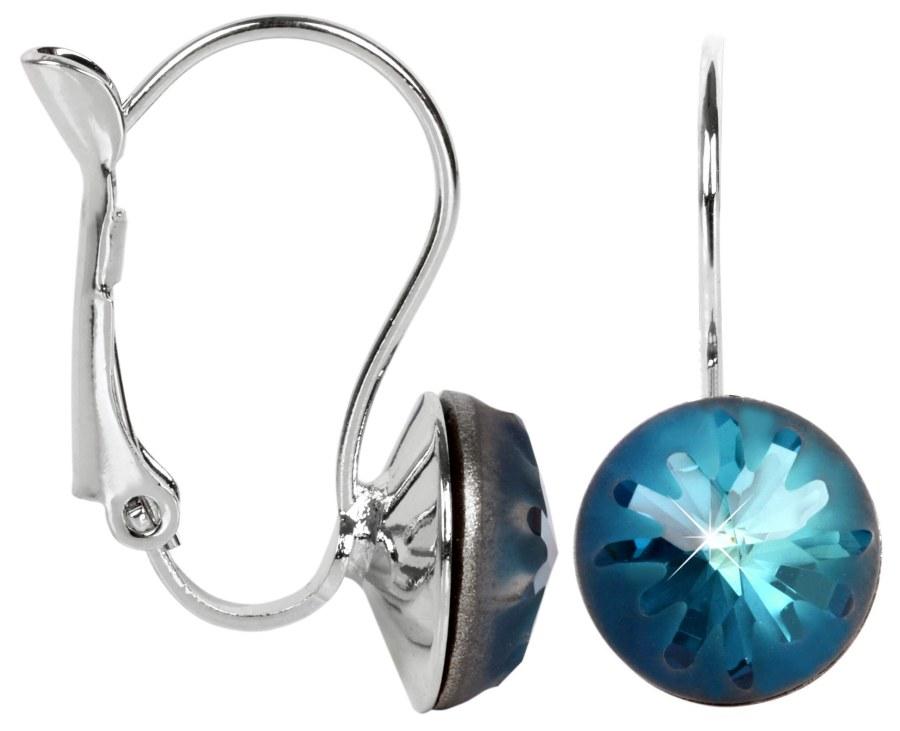 Troli Náušnice Sea Urchin Bermuda Blue - Šperky Náušnice