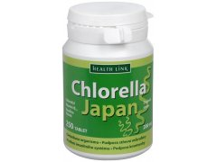 Phoenix Chlorella Japan 250 tbl.