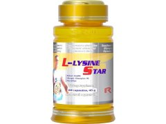 STARLIFE L-LYSINE 500 STAR 60 tablet