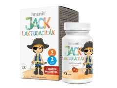 Simply You Laktobacily Jack Laktobacilák Imunit 72 tablet