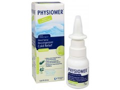 Omega Pharma PHYSIOMER Eucalyptus nosní sprej 20 ml