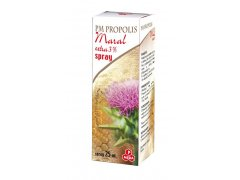 Purus Meda PM Propolis Maral extra 3 % spray 25 ml