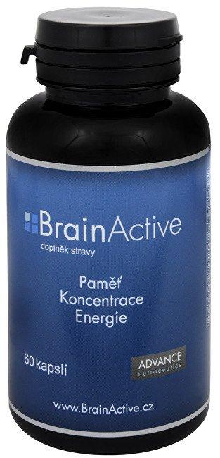 Advance nutraceutics BrainActive 60 kapslí