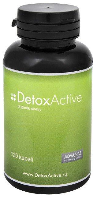 Advance nutraceutics DetoxActive 120 kapslí