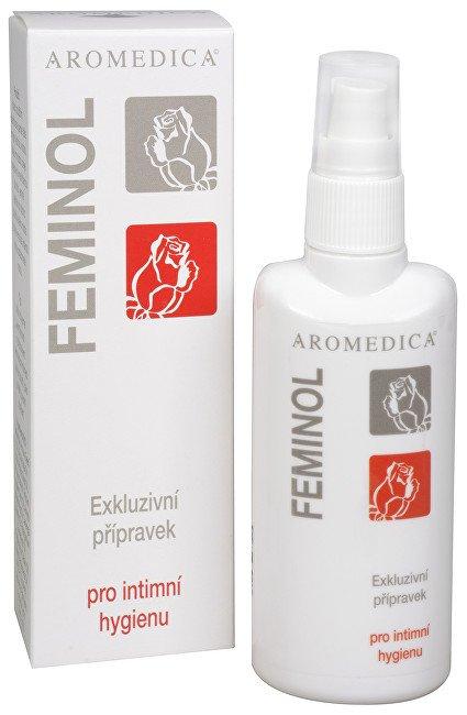 Aromedica Feminol - mycí olej pro intimní hygienu s růžovým olejem 100 ml