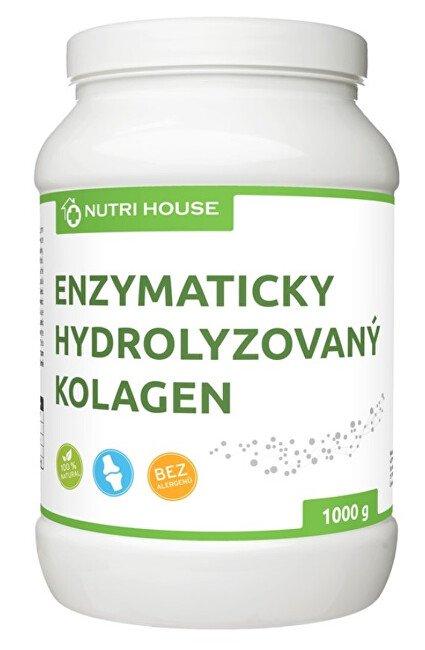 Nutrihouse Nutriouse Enzymaticky hydrolyzovaný kolagen 1000 g